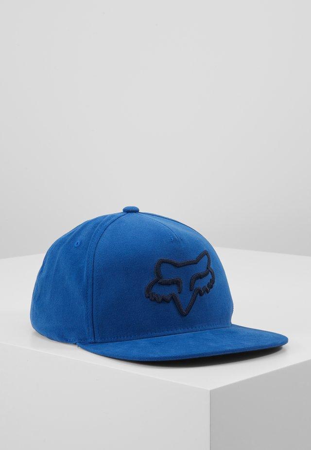 INSTILL SNAPBACK - Czapka z daszkiem - blue
