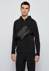 BOSS - Bum bag - dark grey - 0