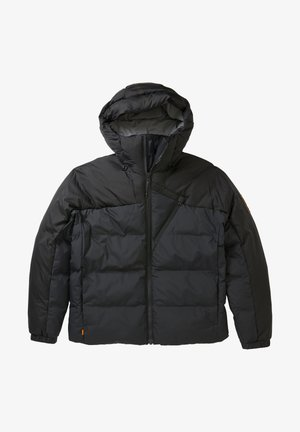 NEO SUMMIT QUILTED - Vinterjacka - black