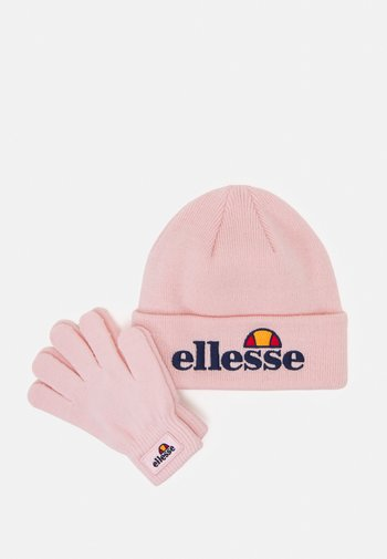 VELLY BEANIE BUBB GLOVE PACK SET - Gloves - light pink