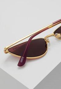 VOGUE Eyewear - GIGI HADID LA FAYETTE - Sluneční brýle - gold-coloured - 4