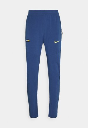 TOTTENHAM HOTSPURS PANT - Club wear - mystic navy/tour yellow