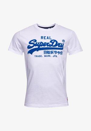 Print T-shirt - optic