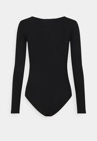 EDITED - ROSA BODY - Long sleeved top - schwarz - 1