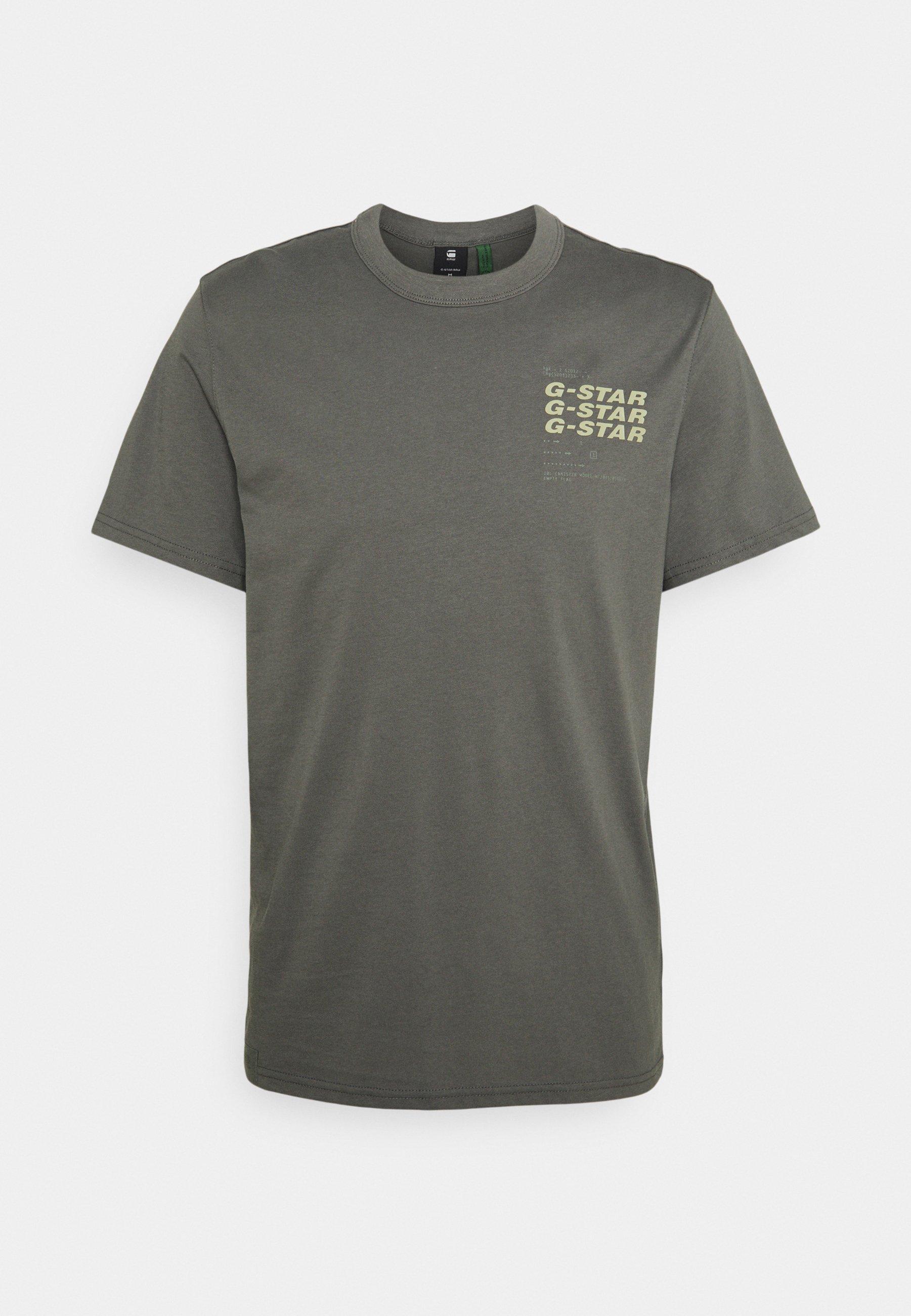 Homme BIG BACK GRAPHIC - T-shirt imprimé