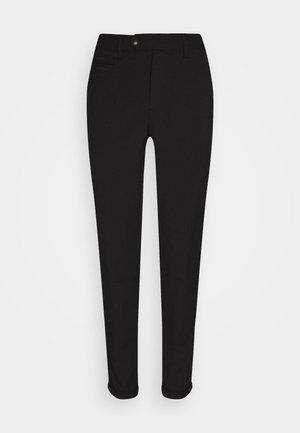 COMO SUIT PANTS - Trousers - black
