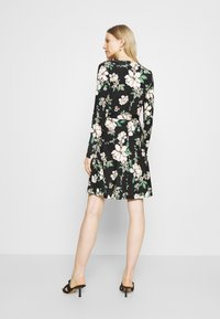 Anna Field - Day dress - black/multi-coloured - 2