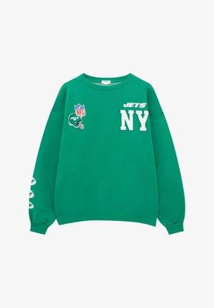 NFL NEW YORK JETS - Sweater - green