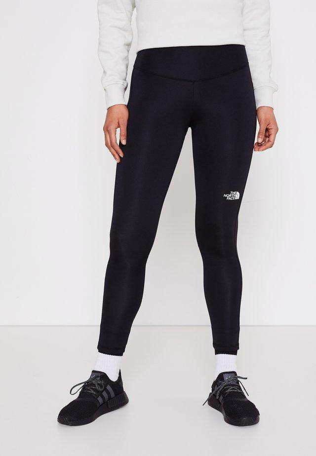 WOMENS NEW FLEX HIGH RISE 7/8 - Legging - black