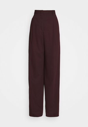 TROUSERS - Trousers - red