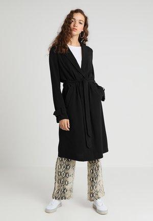 VILARISSA COATIGAN - Classic coat - black