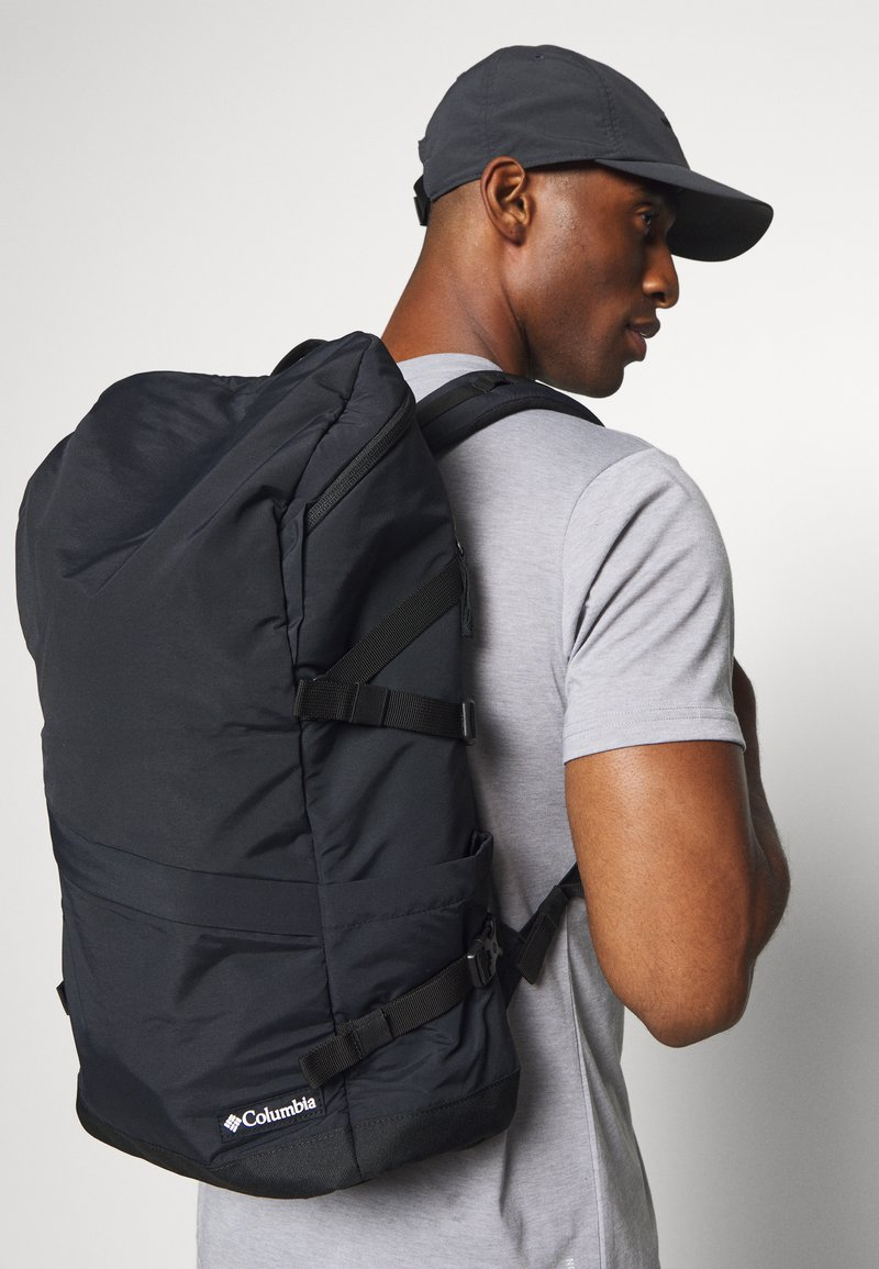 Columbia - FALMOUTH 24L BACKPACK UNISEX - Rygsække - black