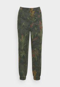 Desigual - PANT CAMOTIGER - Bukse - green - 3