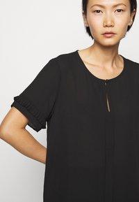 Bruuns Bazaar - CAMILLA SIKE  - Blouse - black - 7
