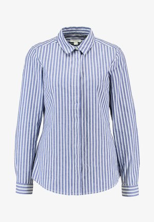CAMISA SLIM FIT - Skjortebluser - blues