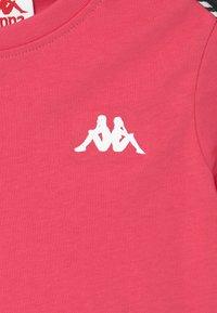 Kappa - INULA - Print T-shirt - honeysuckle - 2