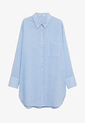 BILMA8 - Button-down blouse - himmelblau