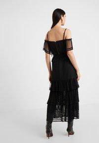 Three Floor - INFERNO DRESS - Długa sukienka - black - 2