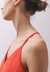 Massimo Dutti - TASCHEN - Day dress - red - 1
