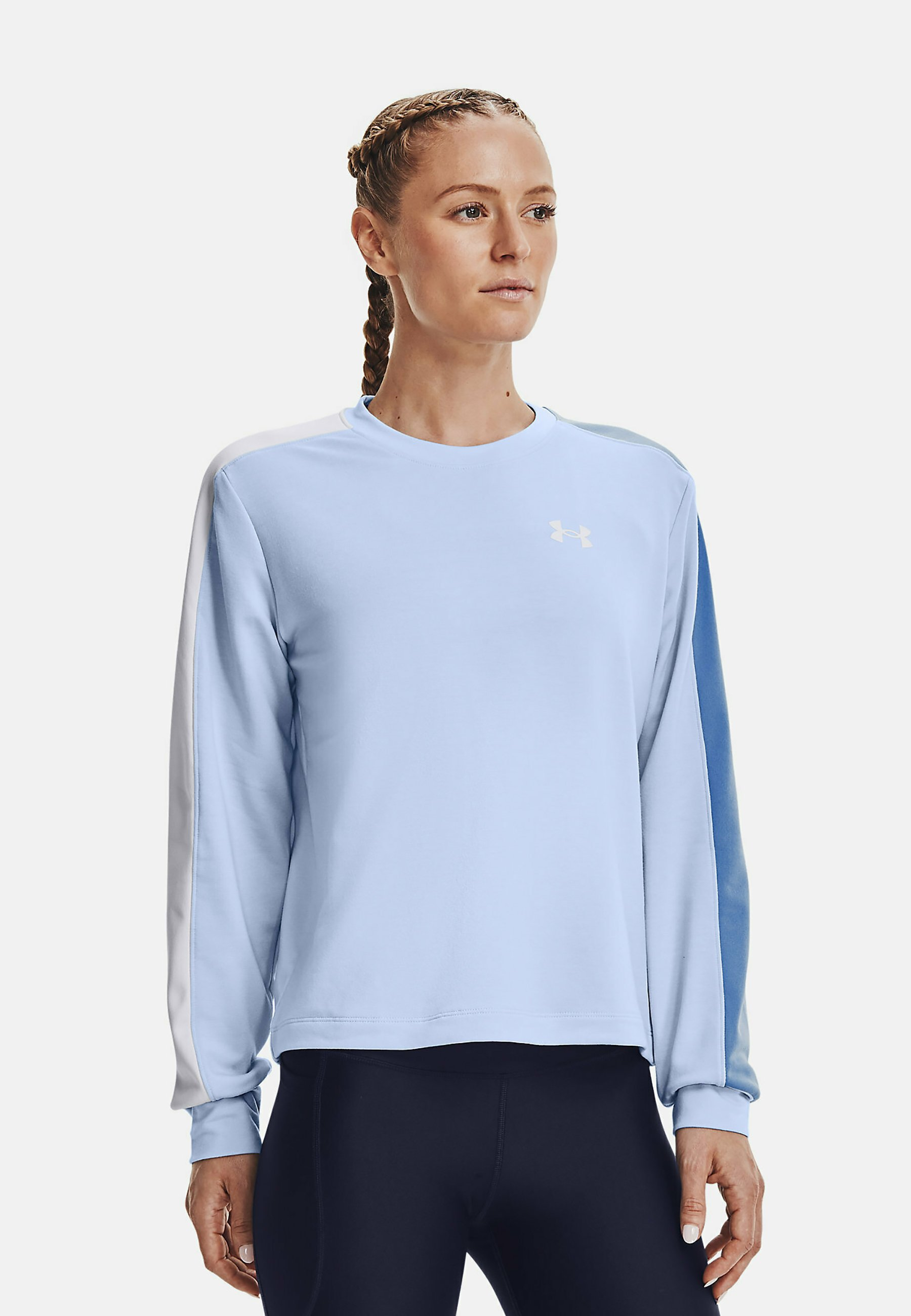 Women RIVAL TERRY CB CREW - Sweatshirt