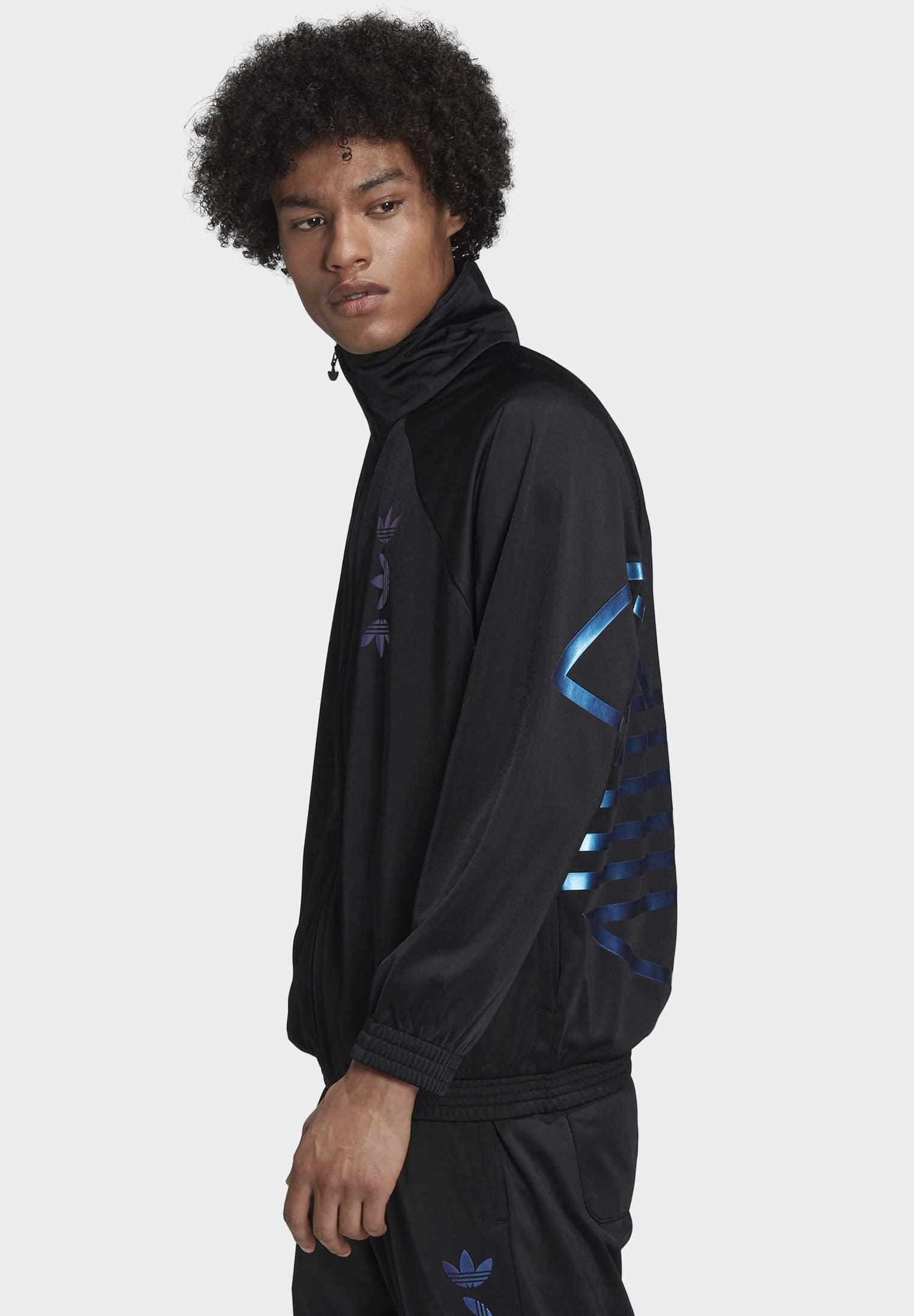 Adidas Originals Zeno Track Top - Kurtka Sportowa Black