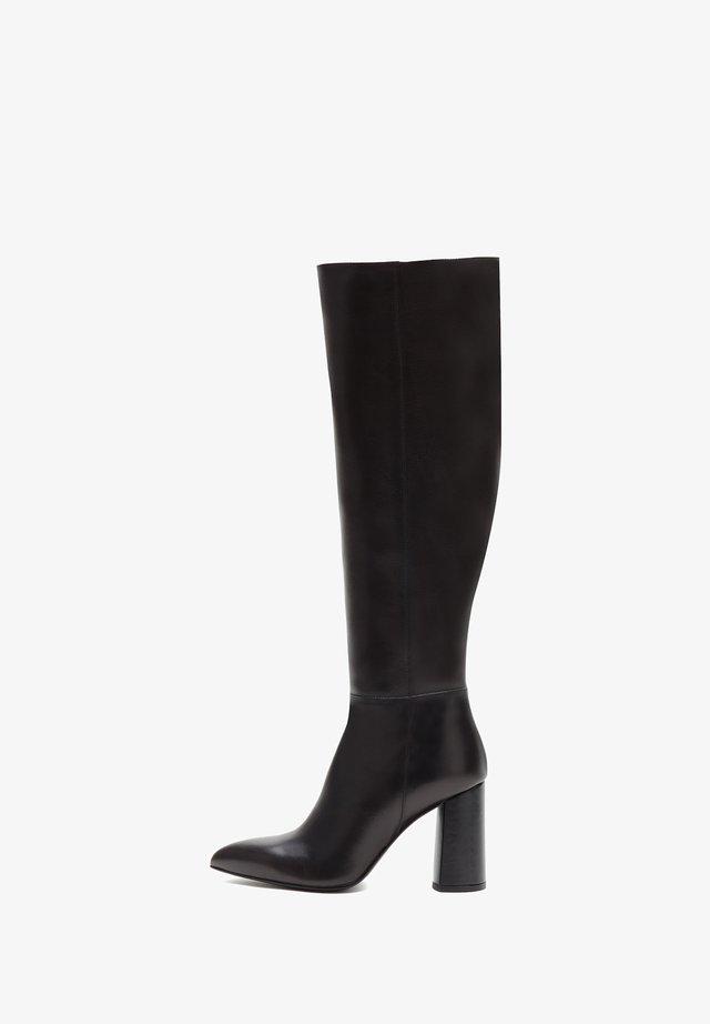 AMALIA - Laarzen met hoge hak - schwarz