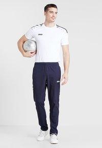JAKO - TRIKOT STRIKER  - Sports shirt - weiß/schwarz - 1