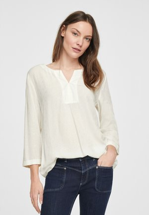 3/4 ARM - Blouse - offwhite