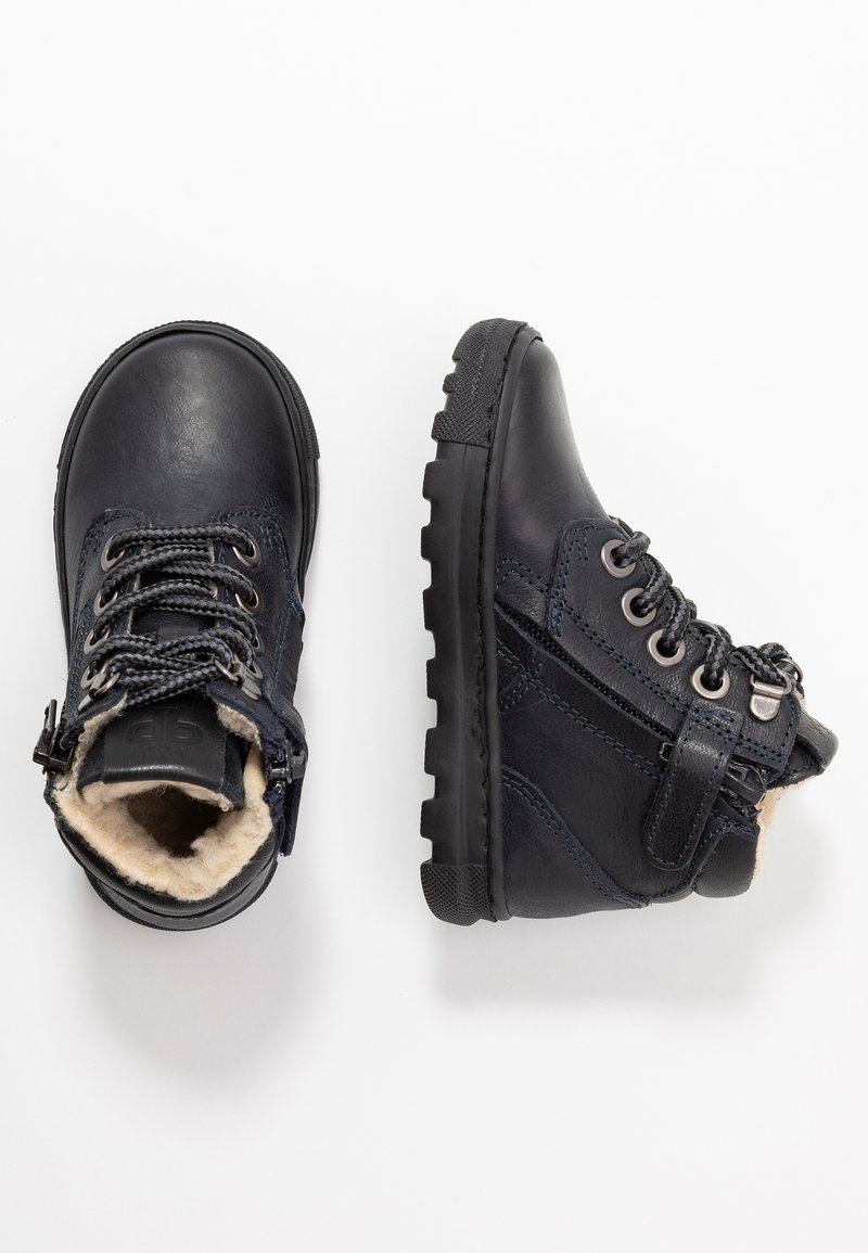 Pinocchio - Lace-up ankle boots - dark blue