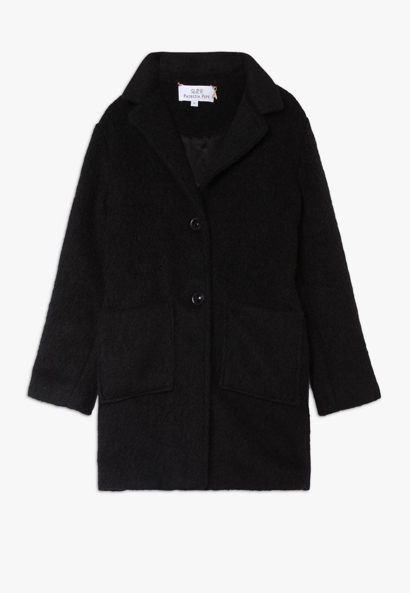 Patrizia Pepe - CAPPOTTO - Zimní kabát - nero