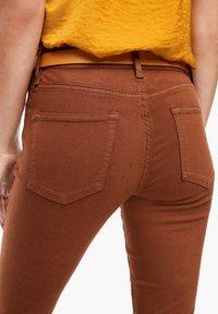 s.Oliver - Slim fit jeans - brown - 4