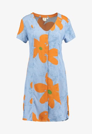 DRESS - Košilové šaty - blue