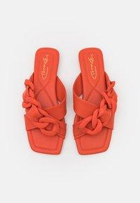Bianca Di - Pantofle - corallo - 5