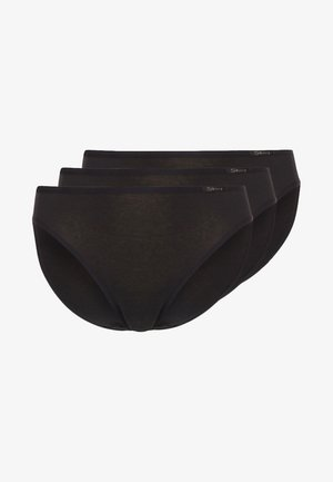 ESSENTIALS RIO 3 PACK - Briefs - black
