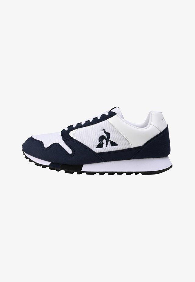 MANTA RETRO - Sneakersy niskie - white