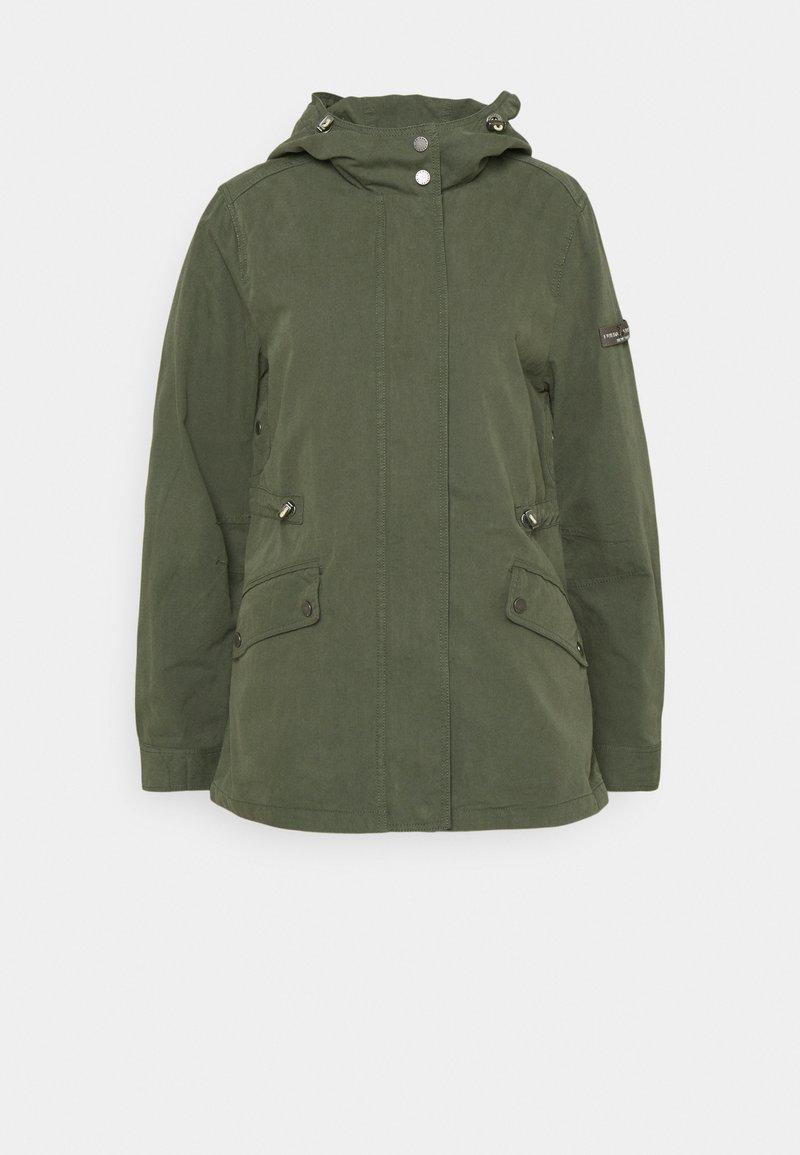Frieda & Freddies - JACKET - Light jacket - green