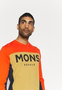 Mons Royale - REDWOOD ENDURO - Long sleeved top - desert alchemy - 3