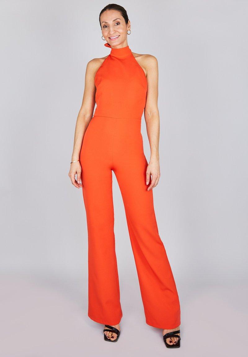 True Violet - Jumpsuit - orange