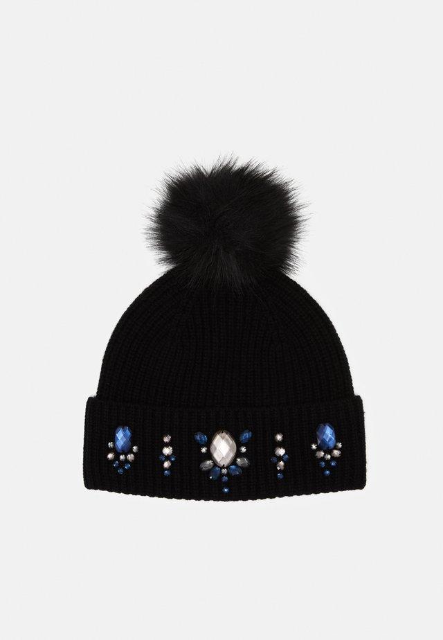 Mütze - black