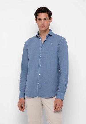 VINTAGE - Overhemd - blue