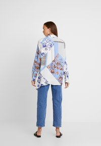 River Island - Button-down blouse - blue - 2
