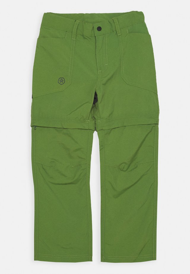 2-IN-1 ZIP OFF UNISEX - Pantaloni outdoor - cactus