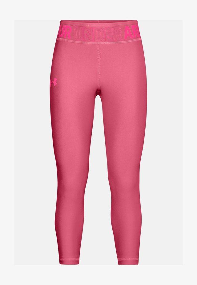 ANKLE CROP - Leggings - pink lemonade