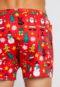 Lousy Livin Underwear - CHRISTMAS NIGHT - Trenýrky - red - 2