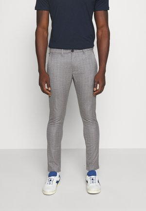 PAUL CROSS PANTS - Chinos - light grey