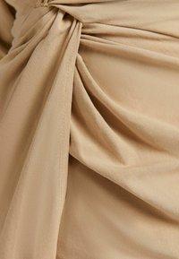 Bershka - Day dress - camel - 5