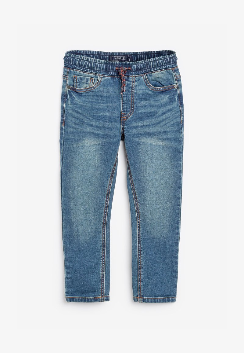 Next - VINTAGE - Slim fit jeans - blue denim