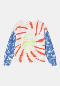 GAP - BOY TIE DYE CREW - Sweatshirt - multi-coloured - 1