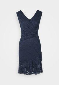 SISTA GLAM PETITE - PEACHY  - Cocktail dress / Party dress - navy - 5