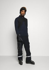 Icepeak - BRAYTON - Fleece jumper - dark blue - 1